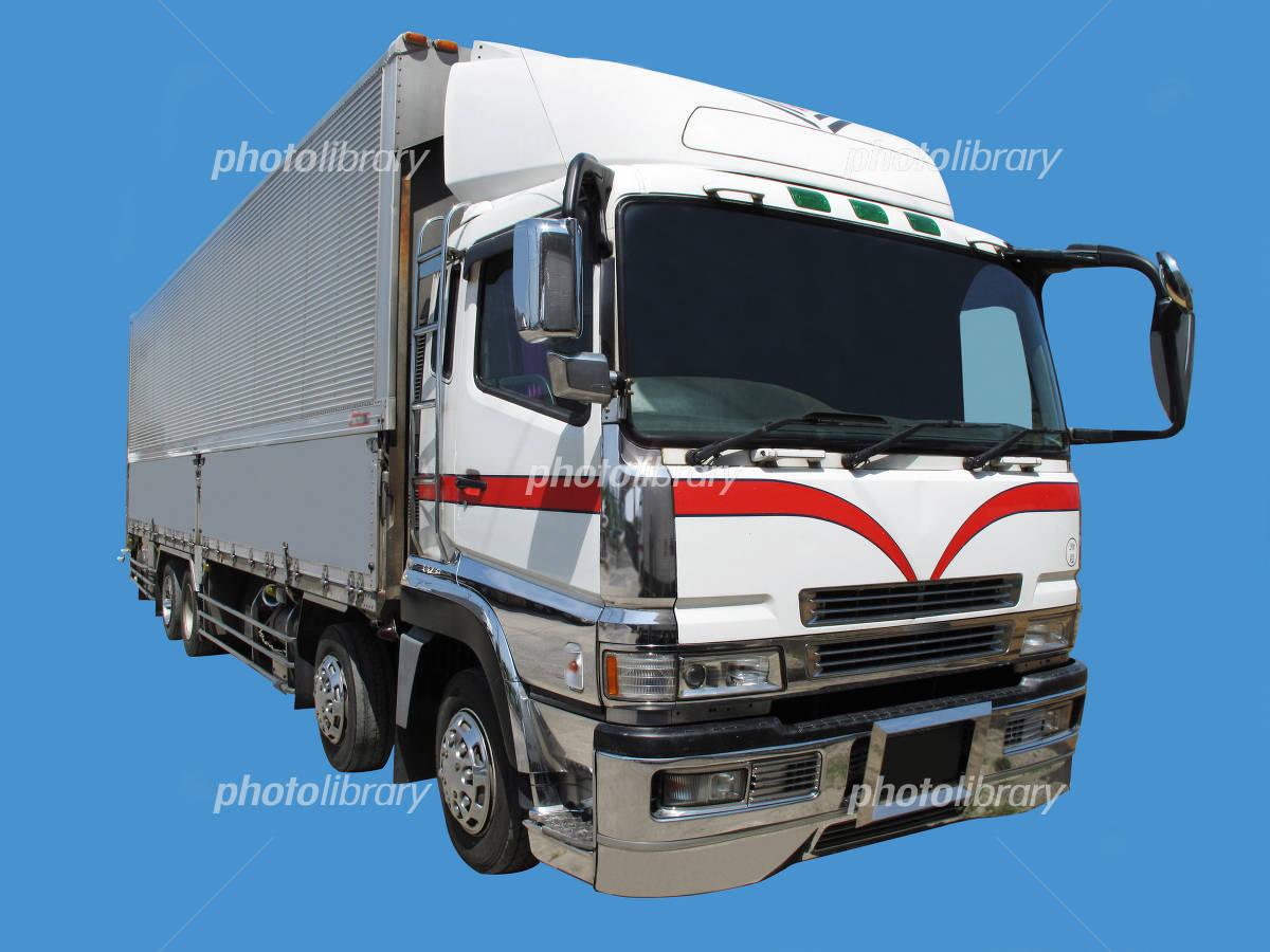 大型トラック-写真素材 大型トラック 画像ID 1333256   写真素材