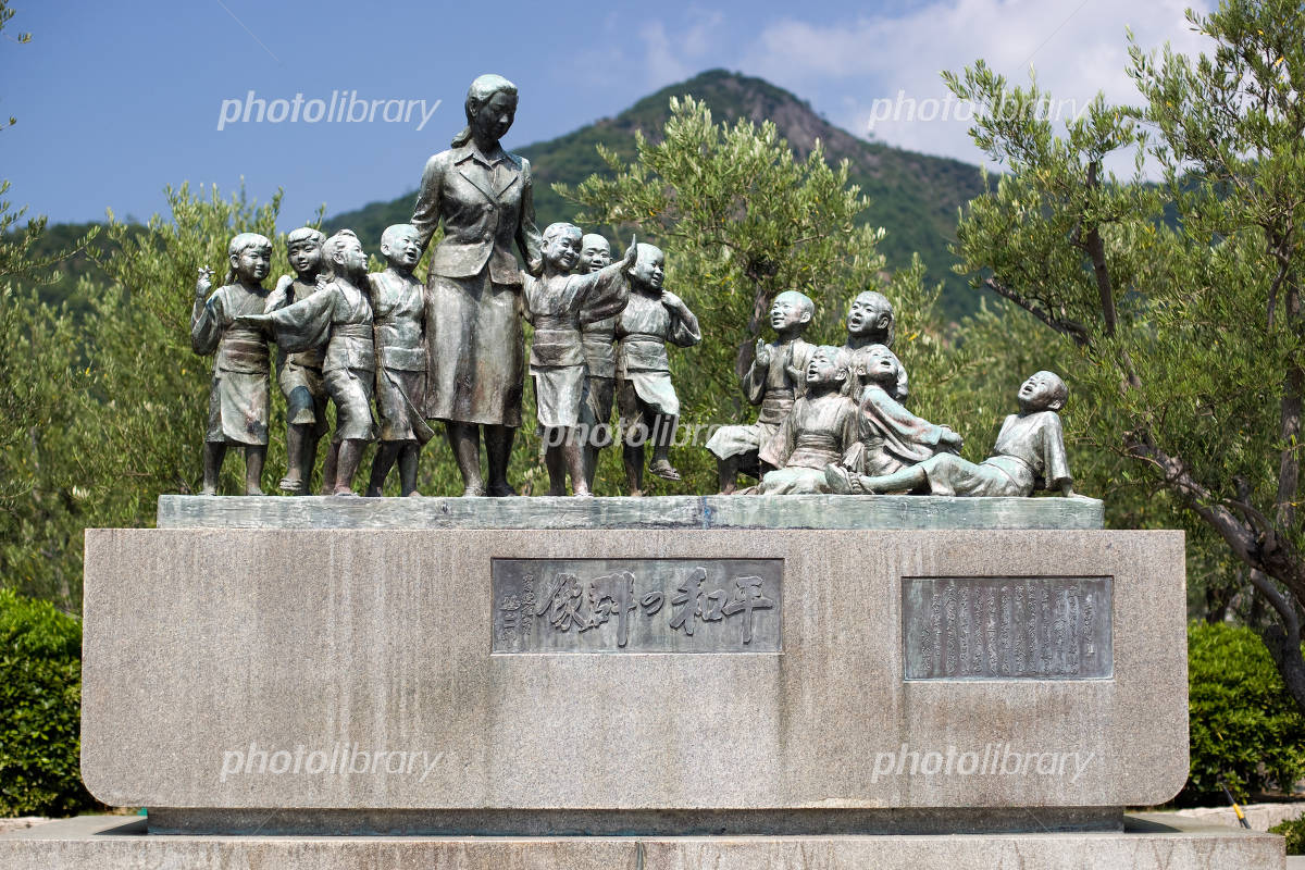 平和の群像-写真素材 平和の群像 画像ID 927726   写真素材