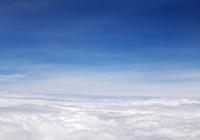 Blue sky Stock photo [292] blue