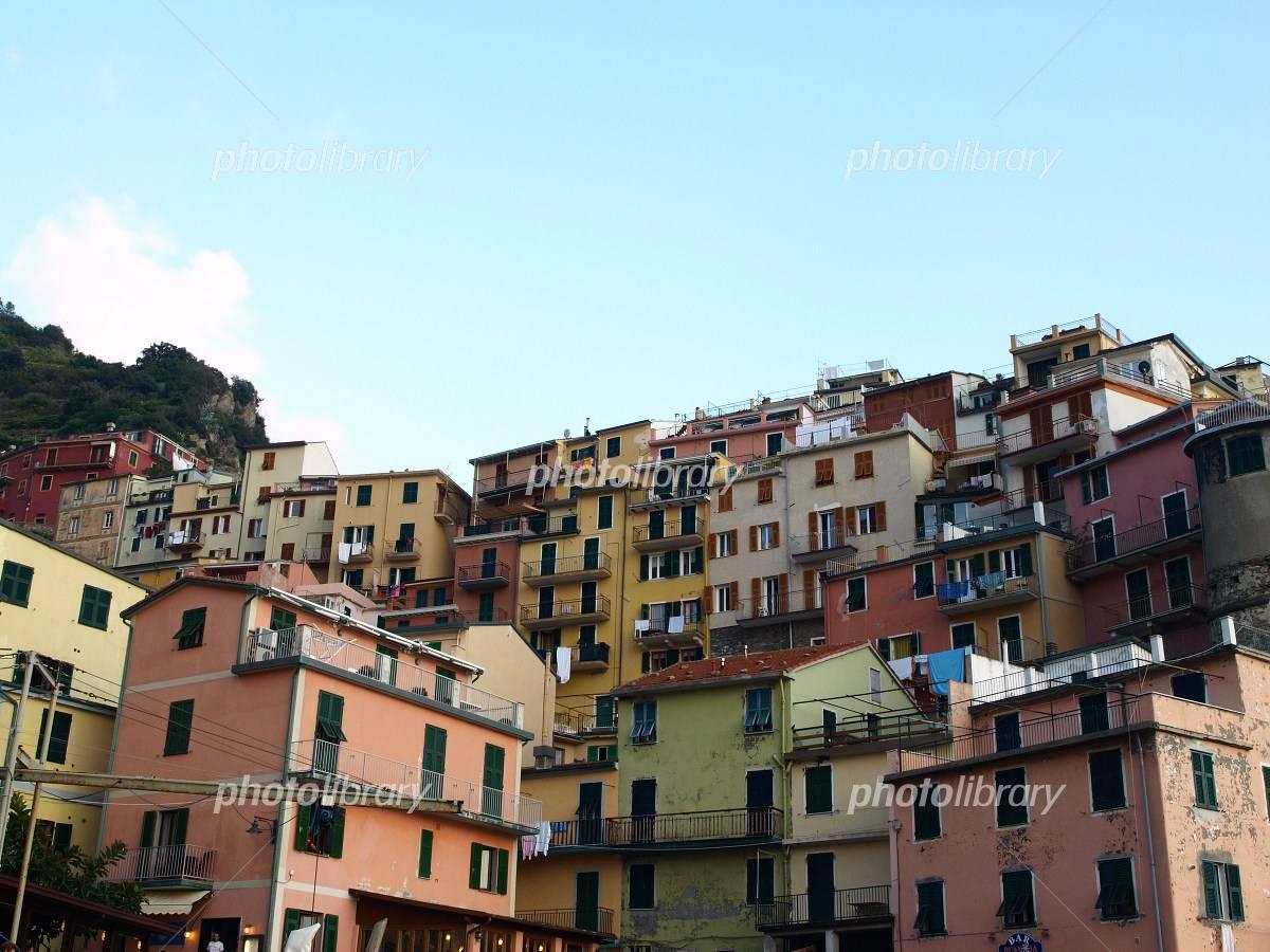 イタリアの最も美しい村 マナロ...