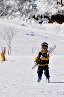Ski and children Stock photo [691251] Kids