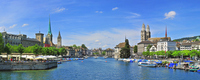 Zurich, Switzerland city Stock photo [692230] Switzerland