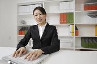Desk work Stock photo [693074] OL