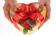 Giveaway Stock photo [693170] Valentine
