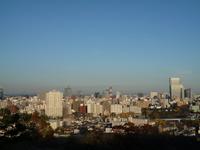 View of Sendai city from Aobayama park Stock photo [693305] Miyagi