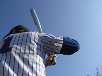 Batting style Stock photo [694711] Baseball