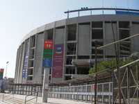Camp Nou stadium Stock photo [694987] Spain