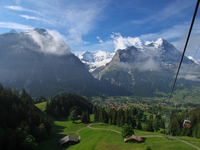 Swiss landscape Stock photo [696034] Switzerland