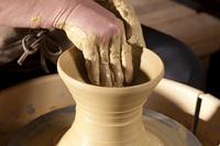 Potter Stock photo [697232] Ceramics