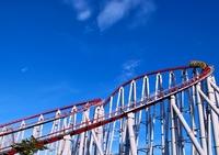 Roller coaster Stock photo [698521] Roller
