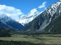 Mount Cook Stock photo [699605] New