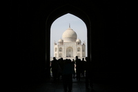 Taj Mahal Stock photo [699756] India