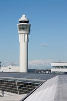 Chubu International Airport control tower Stock photo [700416] Aichi