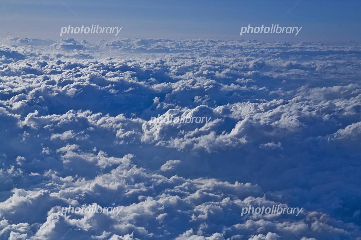 上空の雲 写真素材 [ 775992 ] - フォトライブラリー photolibrary