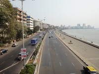 Mumbai Marine Drive Stock photo [775434] India