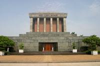 Ho Chi Minh Mausoleum Stock photo [776006] Ho