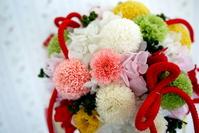 Pinponmamu and Akahimo bouquet of Stock photo [777238] Flower