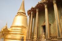 Stupa of Wat Phra Kaew Stock photo [779640] Wat