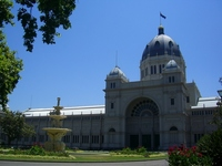 Royal Exhibition Building Stock photo [779718] Royal