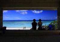 Okinawa Hateruma west beach beach Stock photo [783016] Okinawa