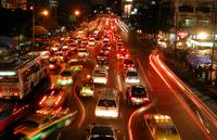 Congestion of Bangkok Stock photo [783388] Thailand
