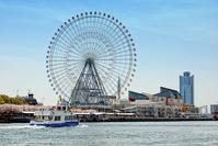 Tempozan Ferris wheel Stock photo [783984] Tenpozan