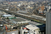 JR Omiya factory Stock photo [857777] Saitama