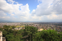 Streets of Kathmandu Stock photo [859941] Kathmandu