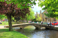 Small bridge of Bourton-on-the-Water Stock photo [862111] United