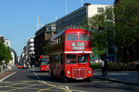 Double-decker bus in London Stock photo [862537] United