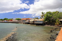 Coast and town of Lahaina Stock photo [862856] Hawaii