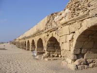 Headrace Bridge of Caesarea Stock photo [864451] Caesarea