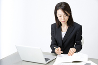 A businesswoman Stock photo [867008] Business