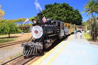 Sugar Train in Lahaina Stock photo [871107] Maui
