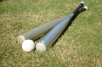 Bat & Ball Stock photo [933372] Baseball