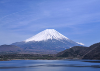 Motosuko and Mount Fuji Stock photo [934578] Mt.