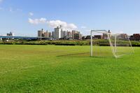 Soccer ground Stock photo [934992] Ground