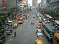 Bangkok skyline Stock photo [936744] Thailand