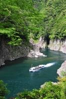 Toro Gorges fresh green Stock photo [936774] Torokai