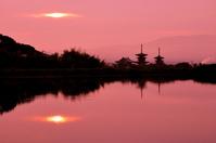 Sunrise Yakushiji Stock photo [943662] Sunrise
