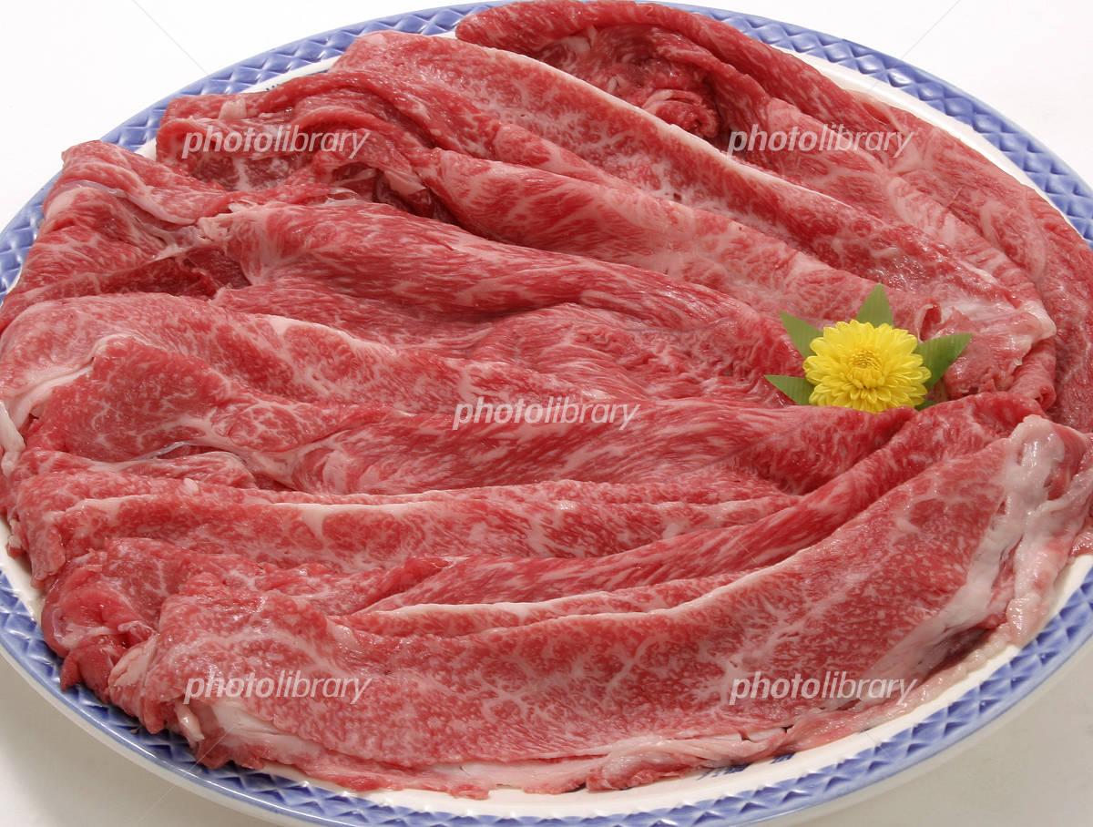 牛肉 薄切り