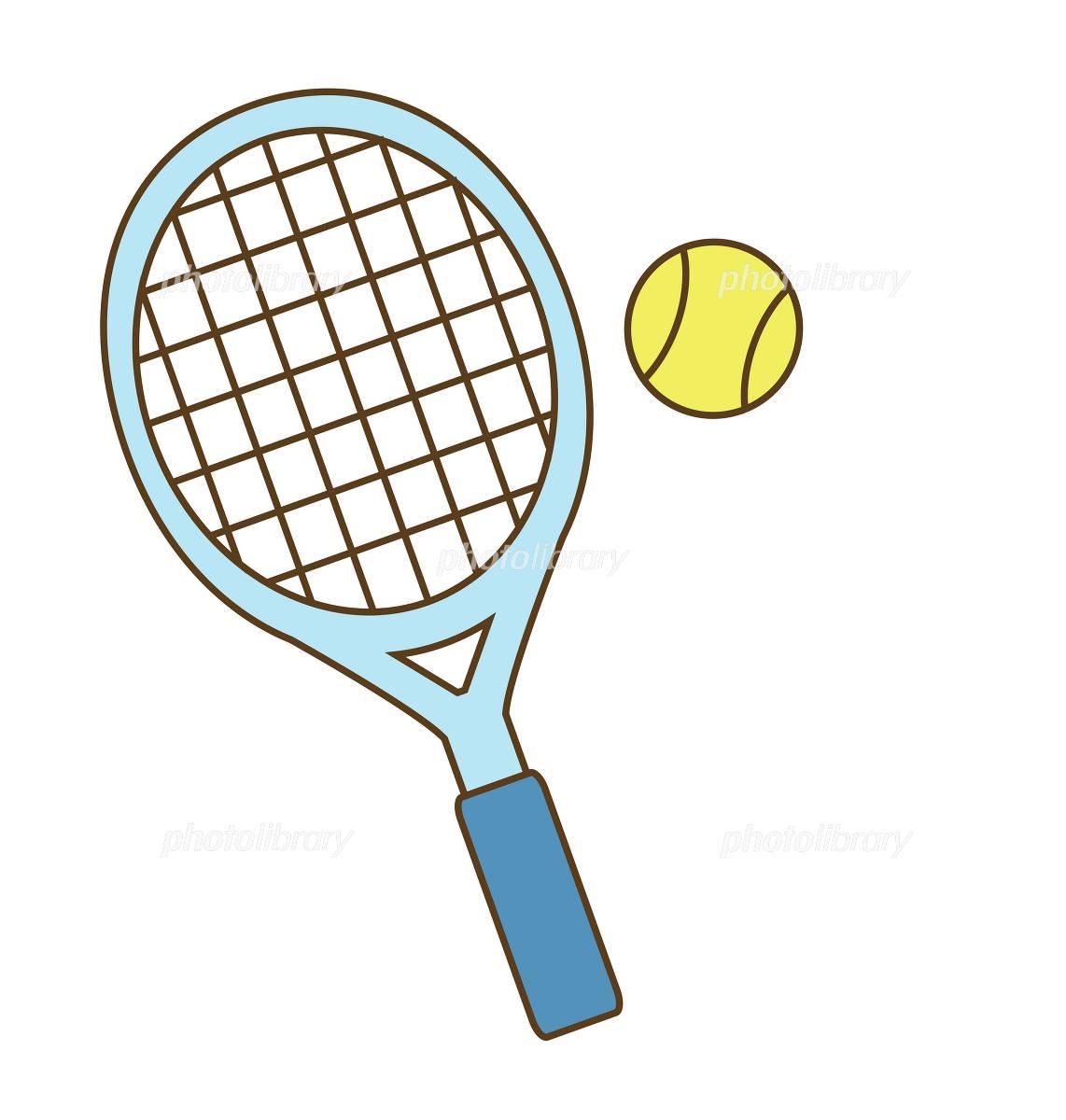 テニス イラスト素材 [ 1045868 ] - フォトライブラリー photolibrary