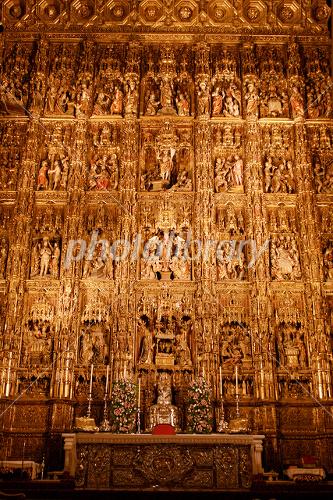 セビリア大聖堂の画像 p1_26