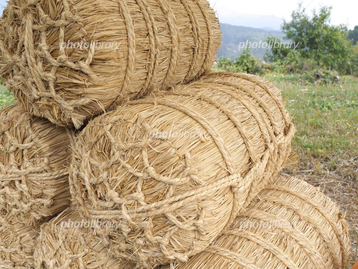 米俵の写真