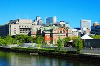 Osaka Central Public Hall and City Hall Stock photo [1041200] Osaka