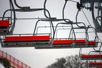 Ski area Stock photo [1041445] Skiing