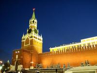Winter night of Kremlin Stock photo [1042190] Russia