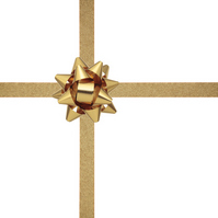 Gold ribbon Stock photo [1046364] Ribbon