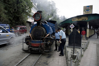 Darjeeling Himalayan Railway Stock photo [1046538] India