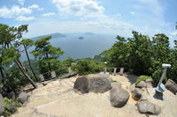 View from Misen Miyajima Stock photo [1049615] Hiroshima